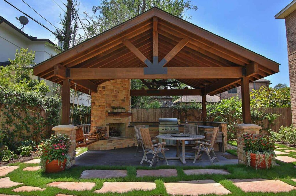 Improve your Backyard Living Space