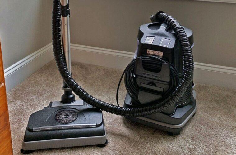 Simple Vacuum System