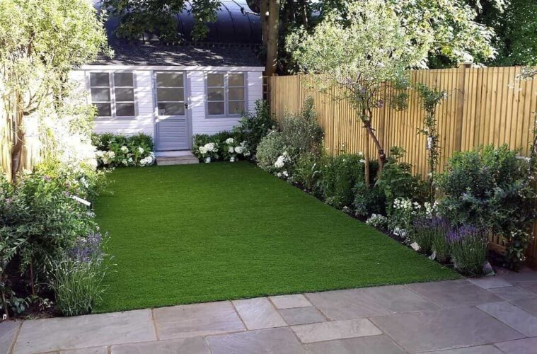 Small Garden Design Ideas With Low Maintenance