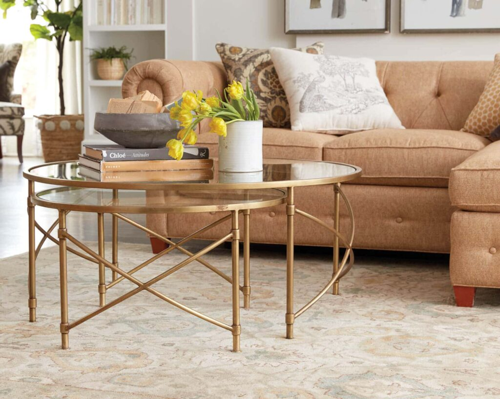 Coffee Table in Your Living Room