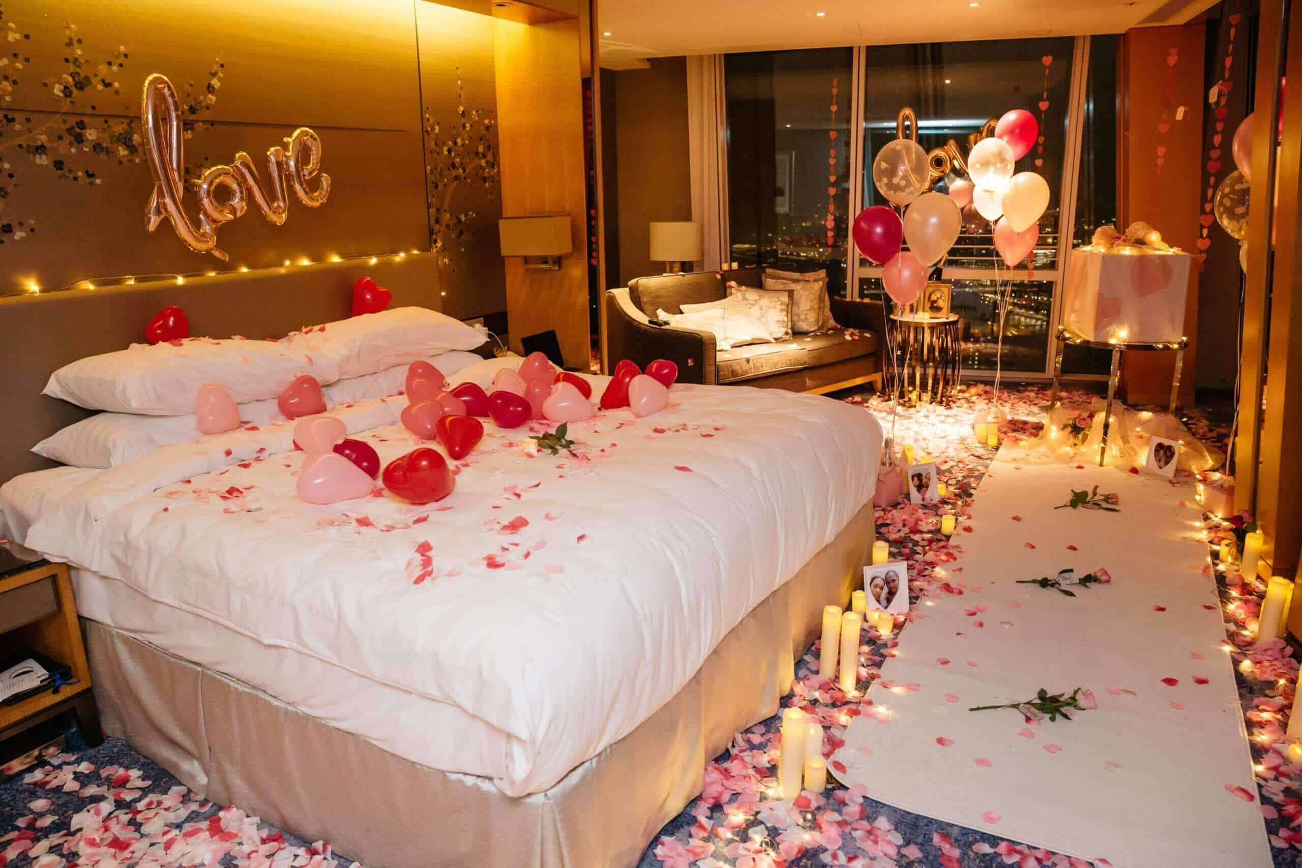 Decorate Your Room This Valentine Season