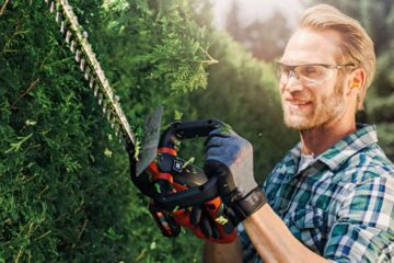 Hedge Trimmer 1