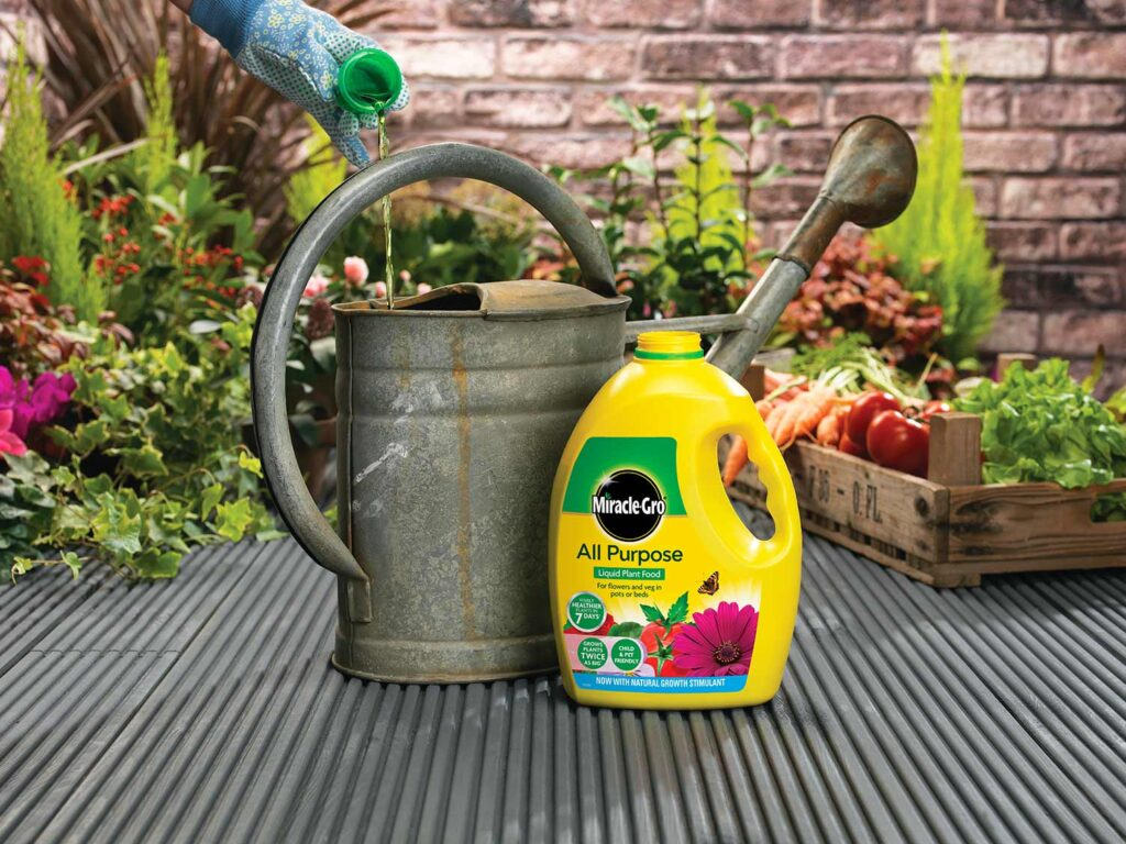 Natural Nutrients for Your Garden