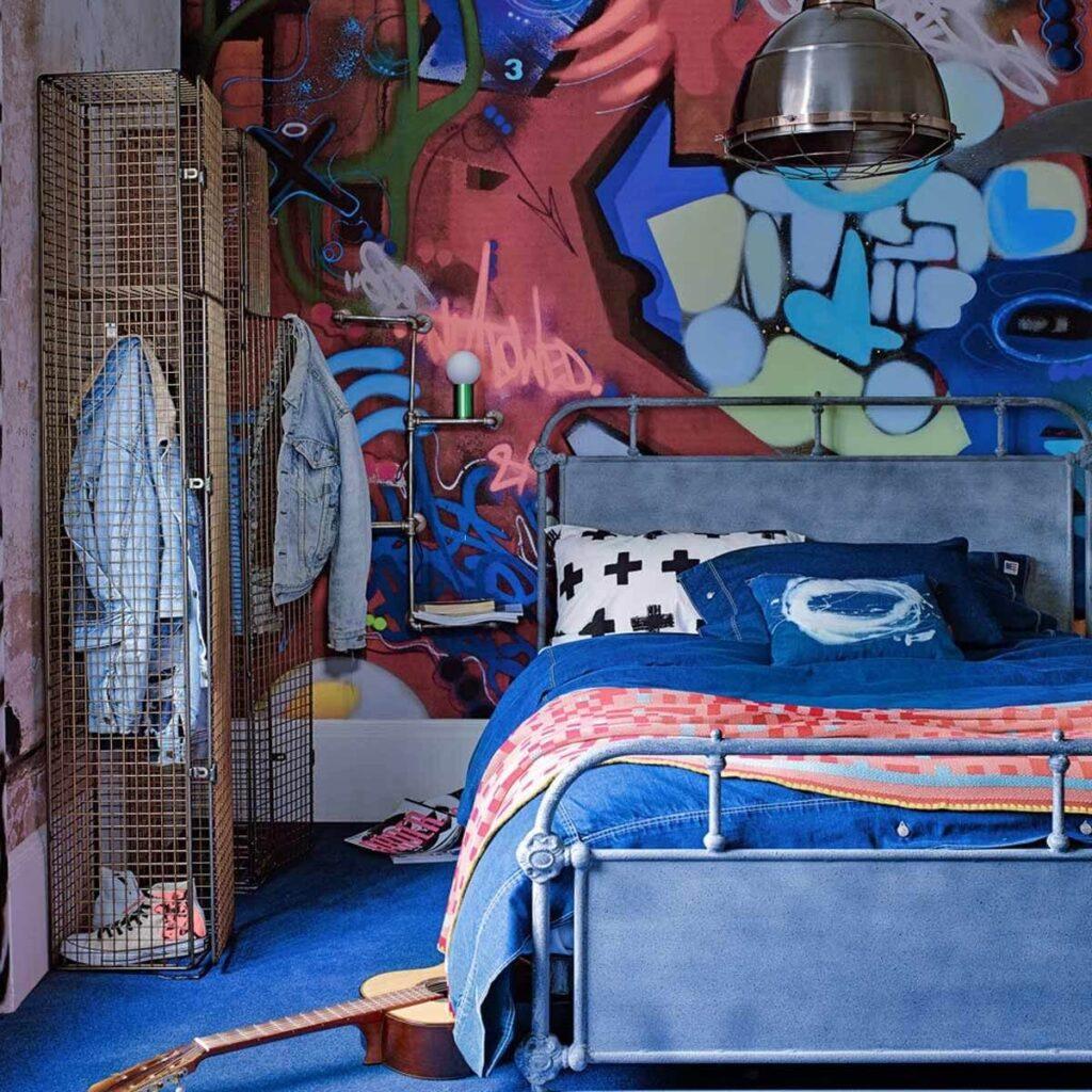Teenage Bedroom Design