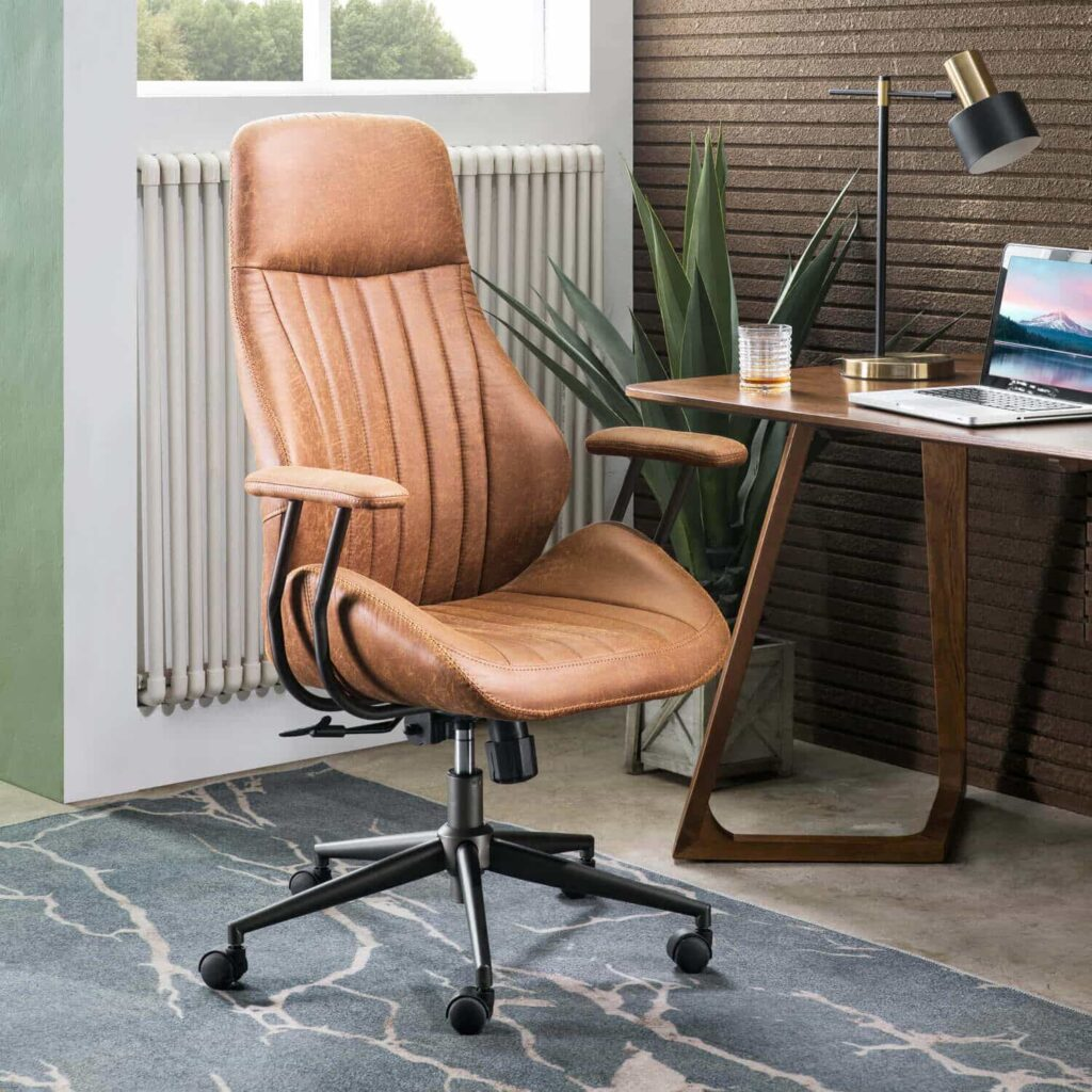 office works desk chair