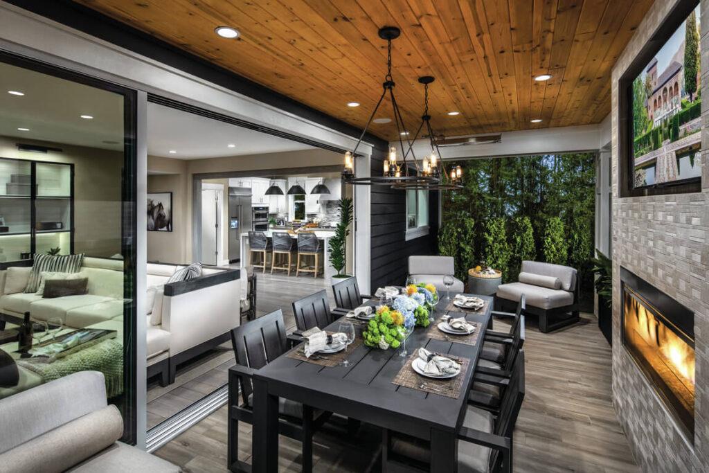Indoor-Outdoor Living Inspiration