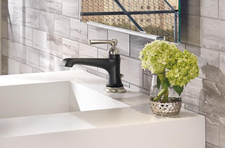 Modern Sink Mixer