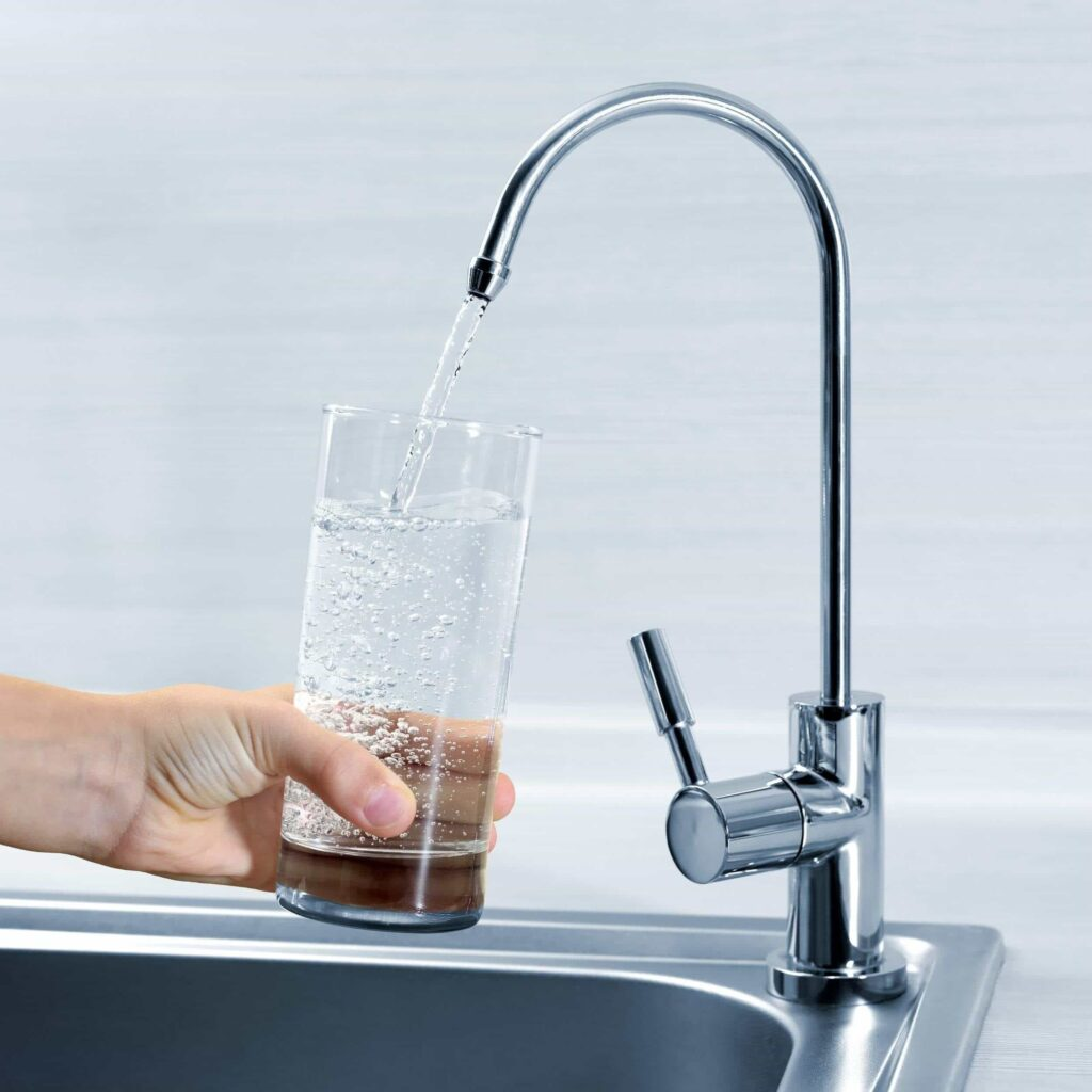 Reverse Osmosis Remove Fluoride in Water