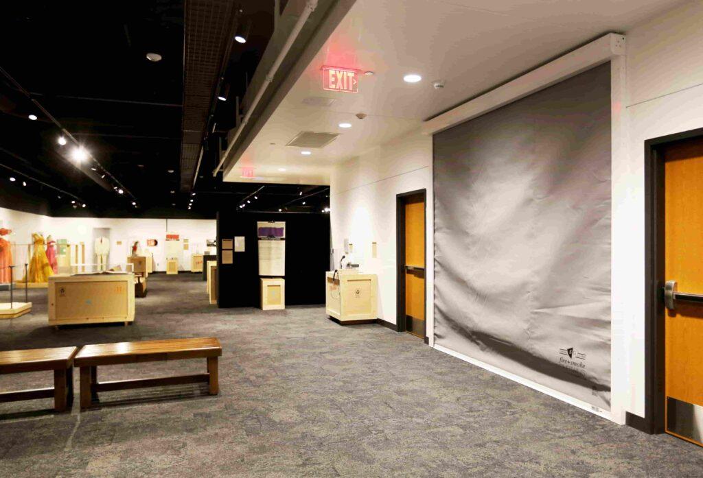 Smoke Curtain Supplier
