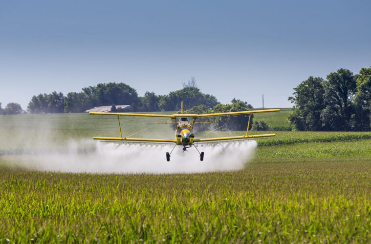 Tips for Better Crop Spraying