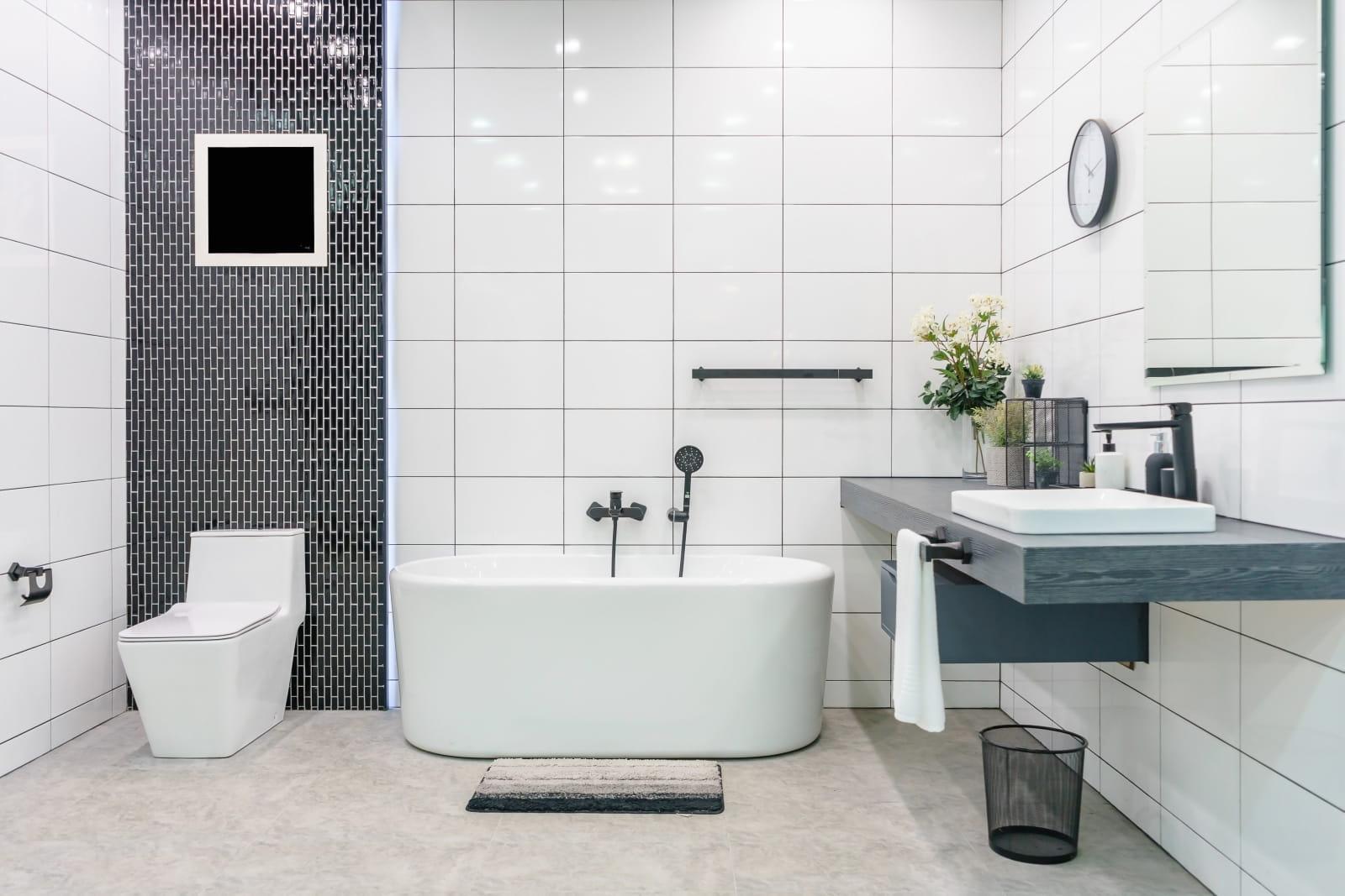 bathroom trend