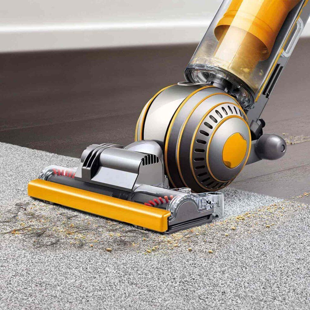 clean marble flooring