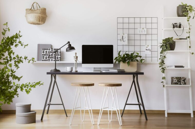 Decorate Your Home Office Space