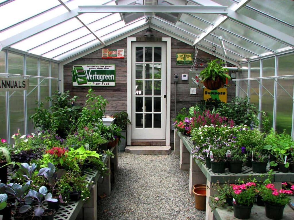 Greenhouse Ideas for Spring