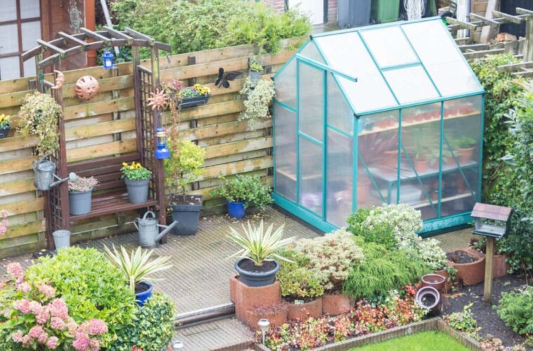 Greenhouses And Gardening