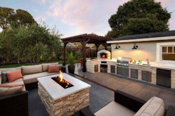 Outdoor Room Design
