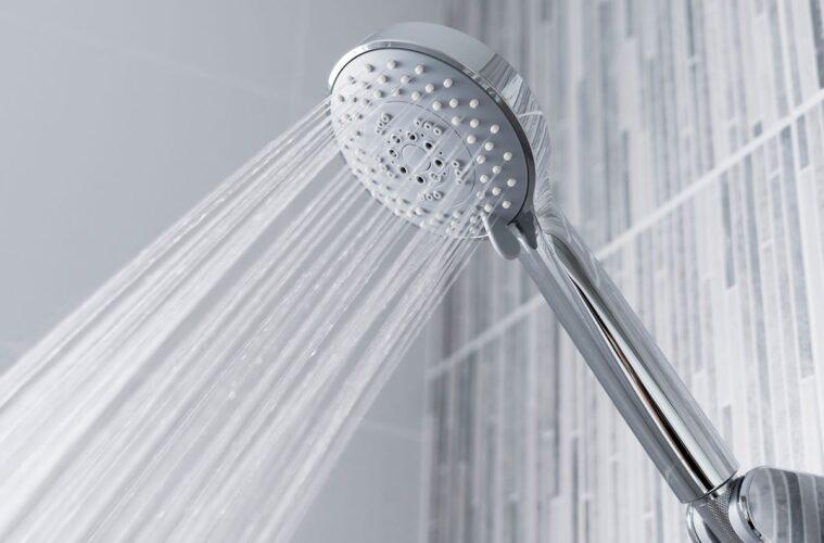 Shower Head Installation