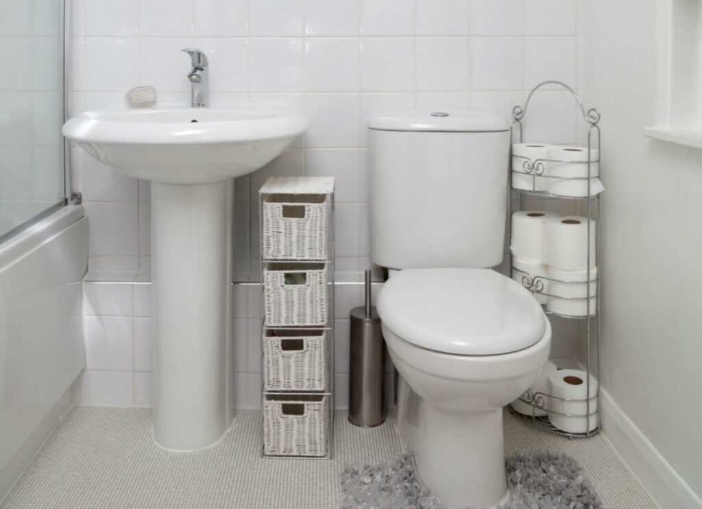 toilets for small bathrooms