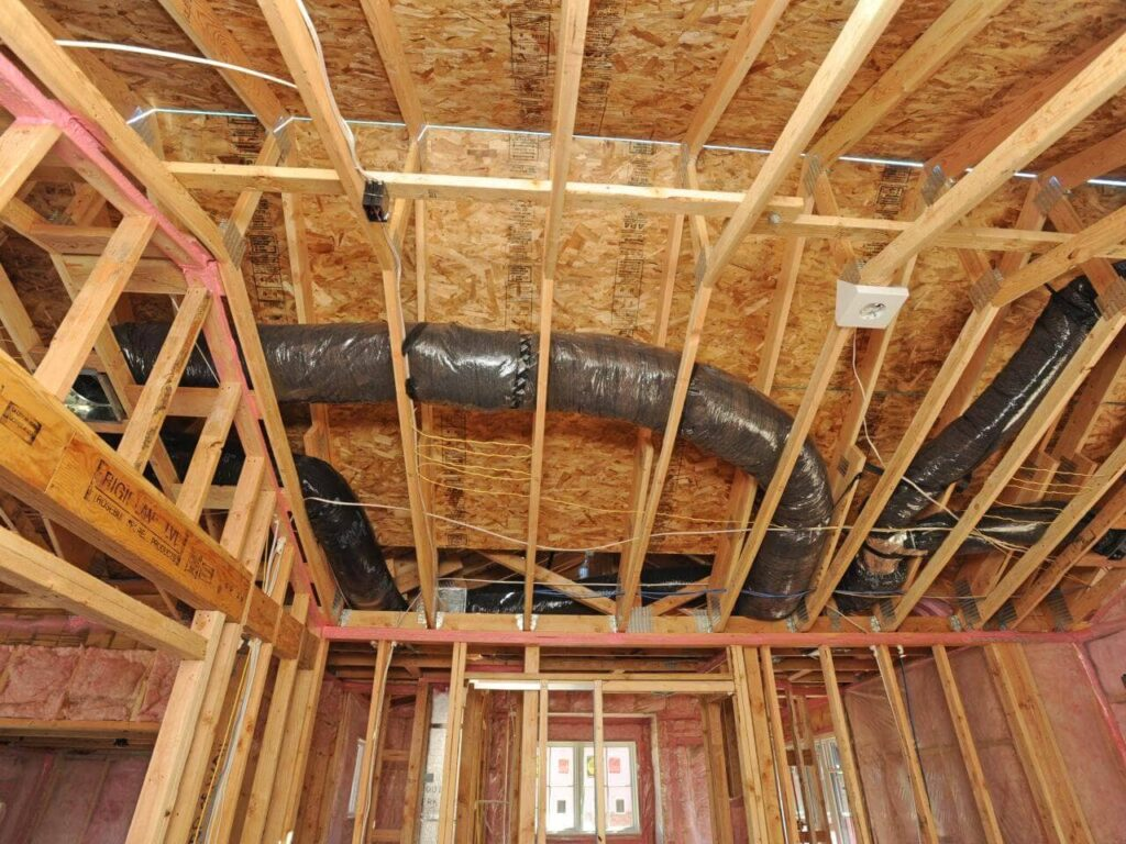 Ductwork For Air Conditioning