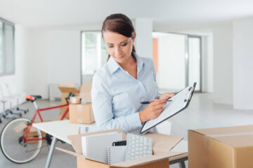 Moving Checklist for Good Mover