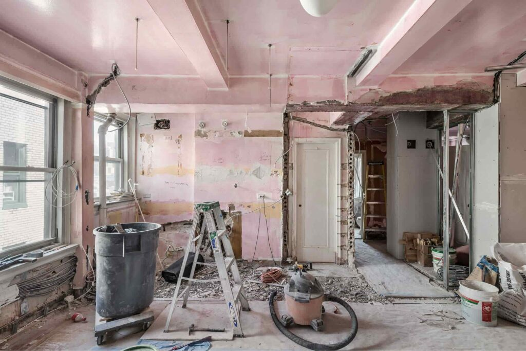 Big Home Renovation Project