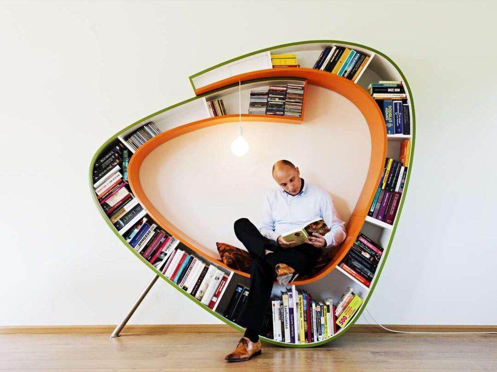 Bookshelfdesign