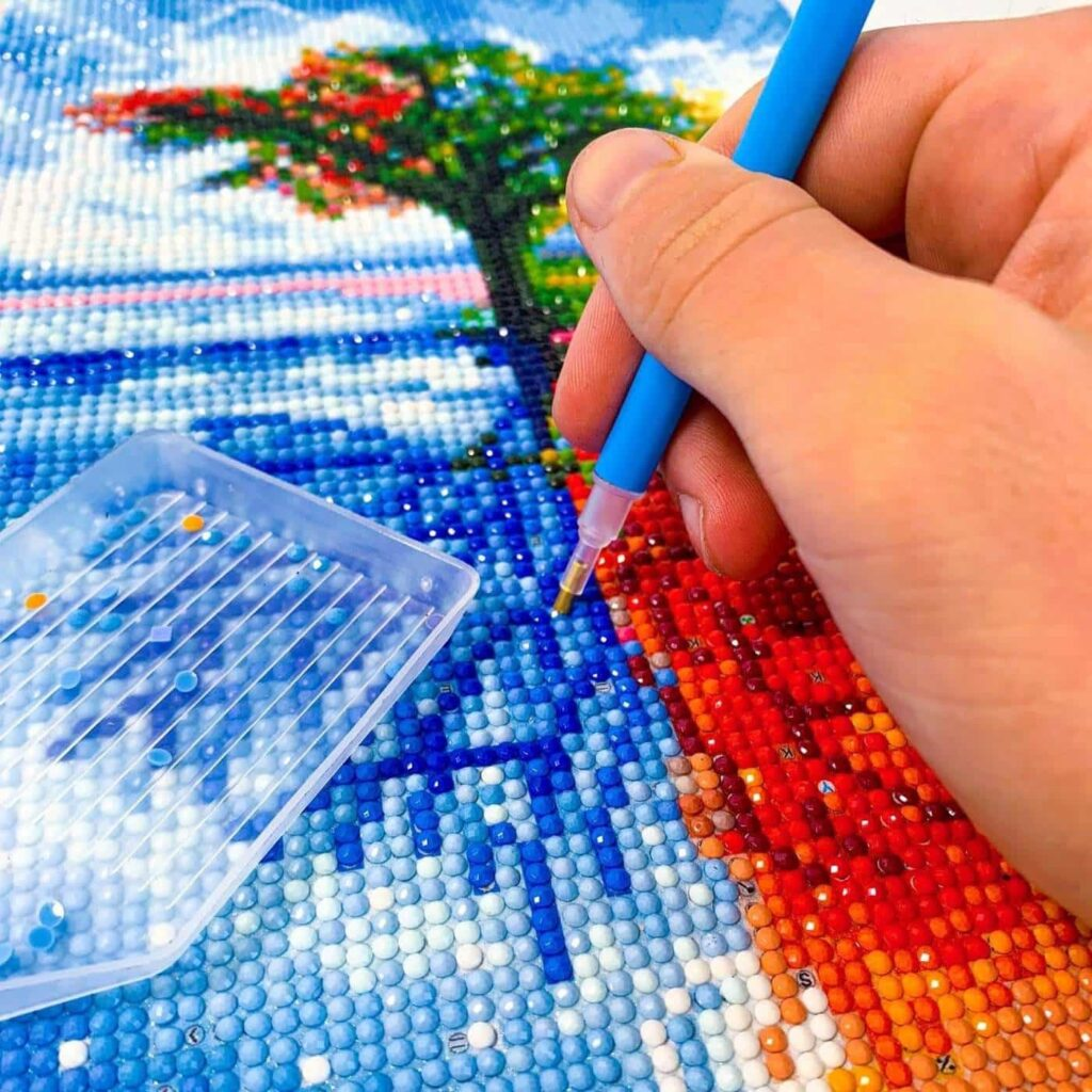 Diamond Art Painting Guide for Home Decor