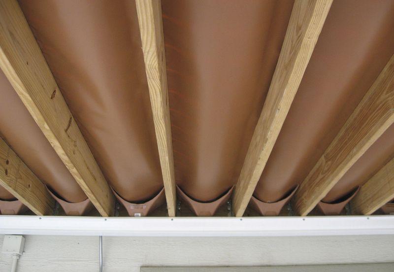 Storage Under the Deck