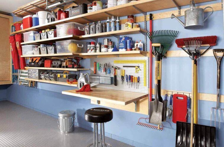Transforming Garage Storage Space