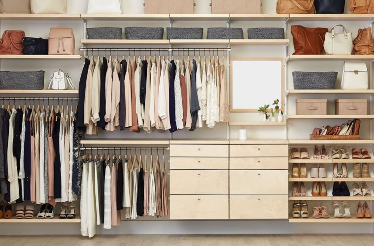 Wardrobe design