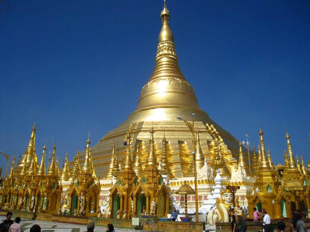 Shwedagon Pagoda (Myanmar)
