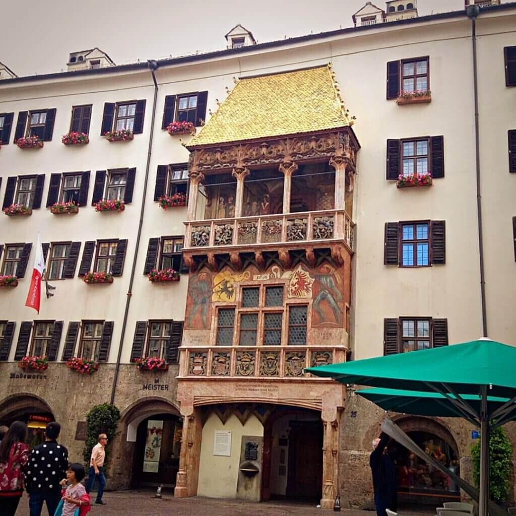 The Golden Roof (Austria)