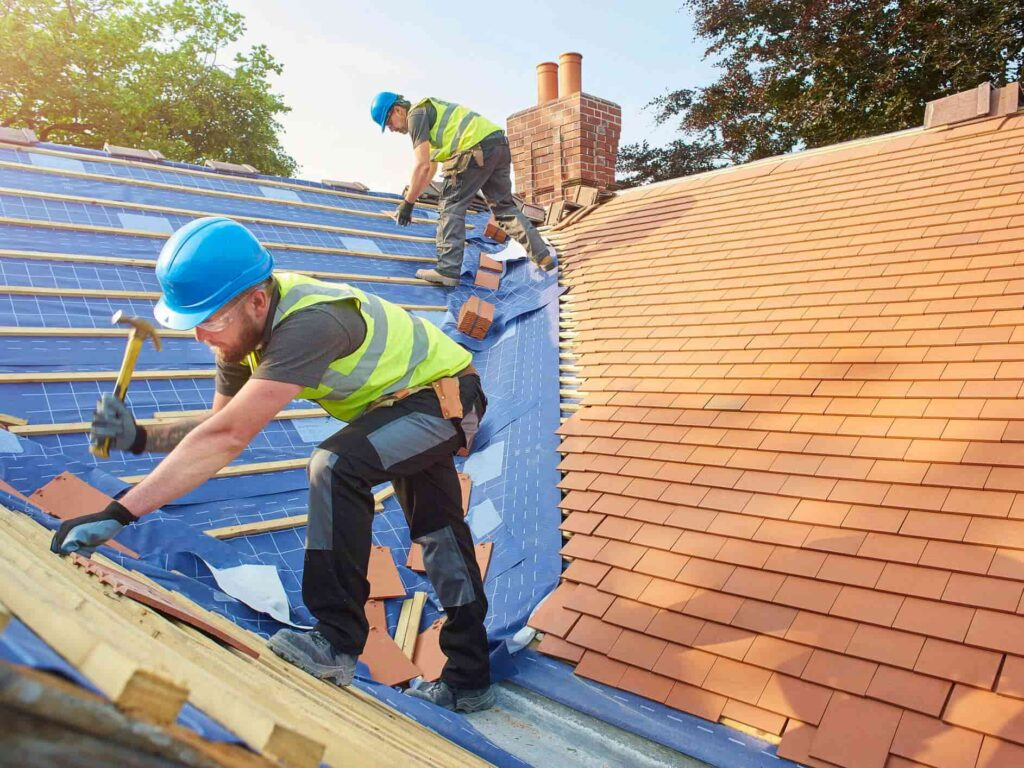 best roofing company