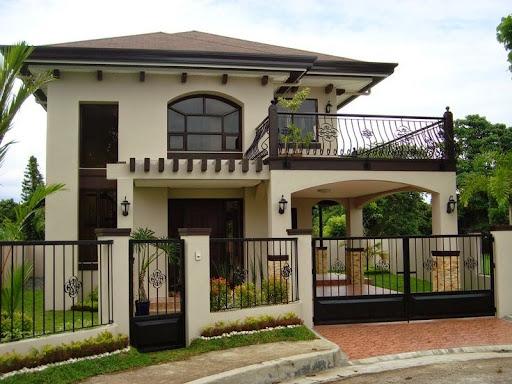 2-Storey Home Exterior