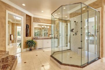 How To Customize Your Glass Shower Door