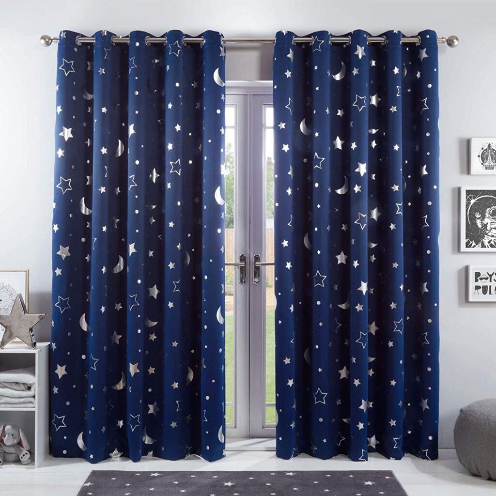 eyelets Curtains