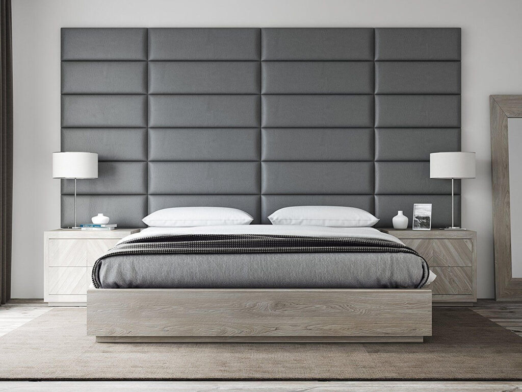 headboard to your bed