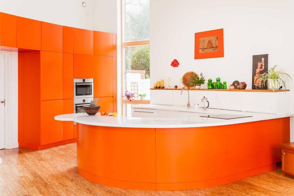 kitchen color trend