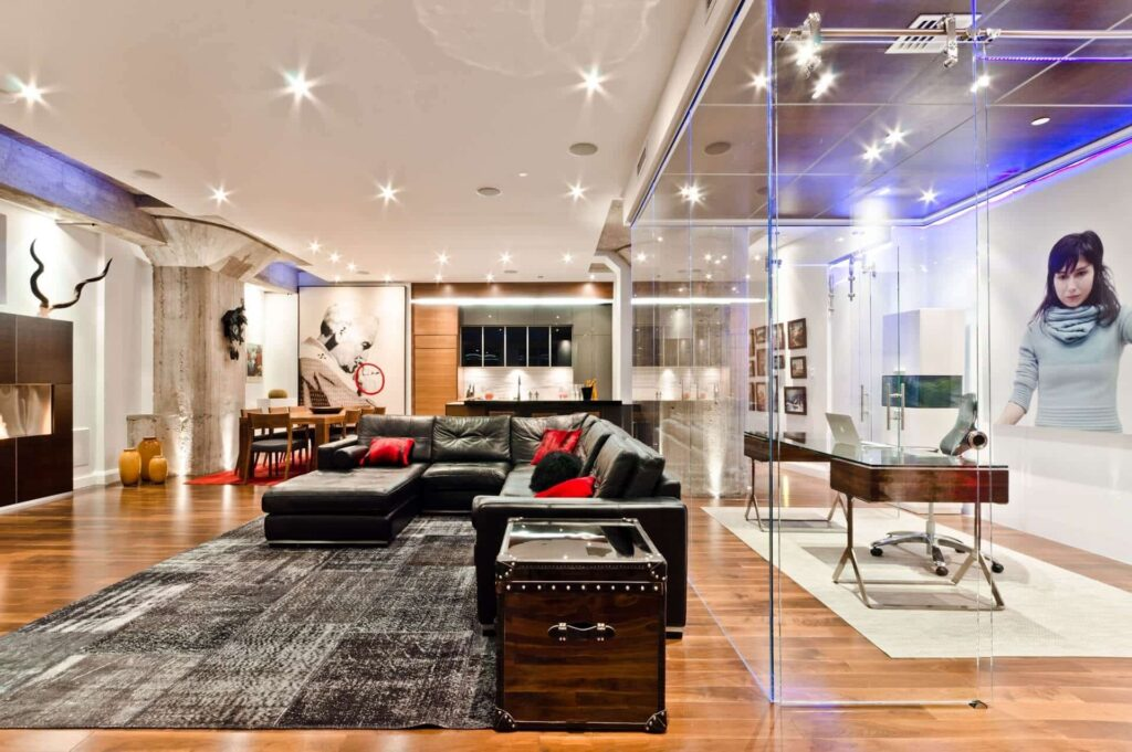 Glass Interior Ideas
