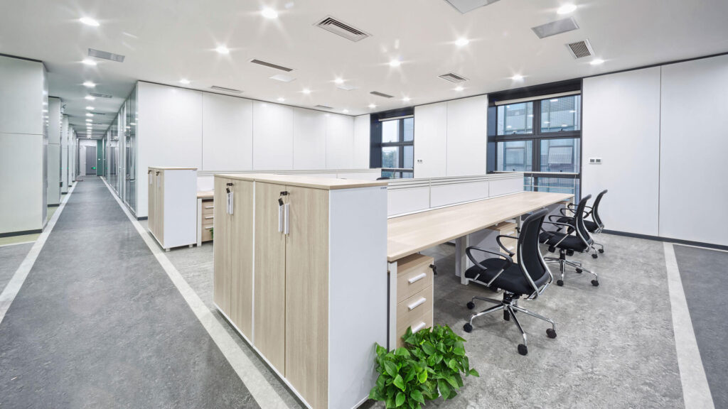 Keep a Hawk's Eye on Your Office Maintenance