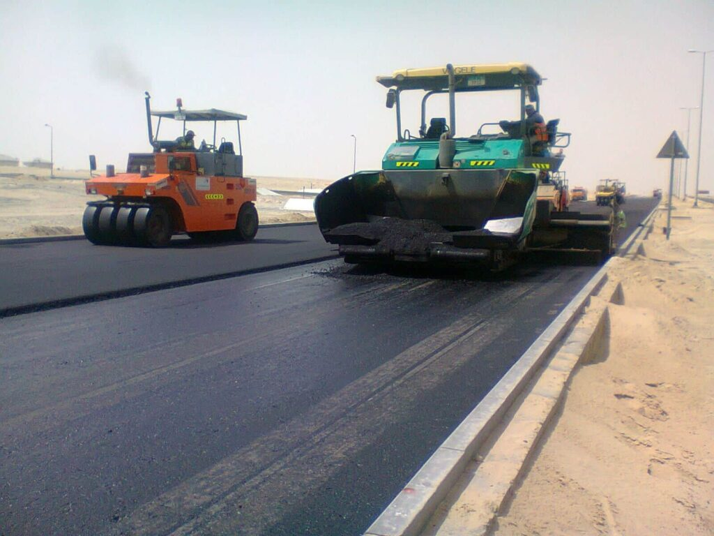 State of Road Construction Projects