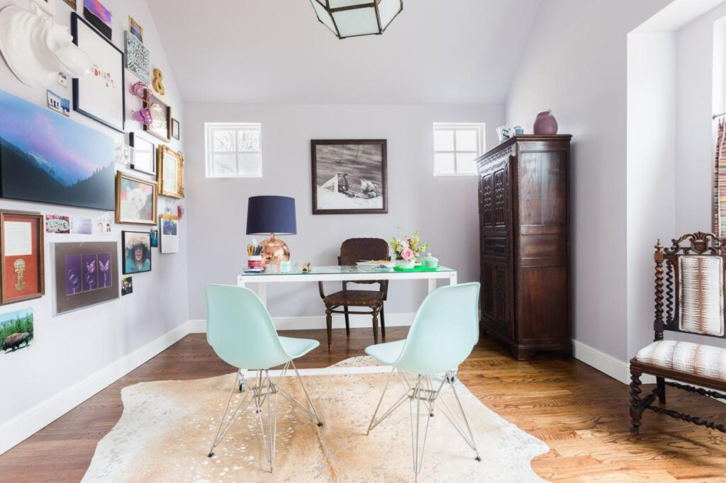 Transform Your Backyard Into Home Office