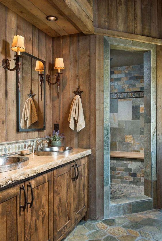 Upgrade Your Farmhouse Bathroom Decor