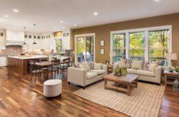 hardwood floor for home