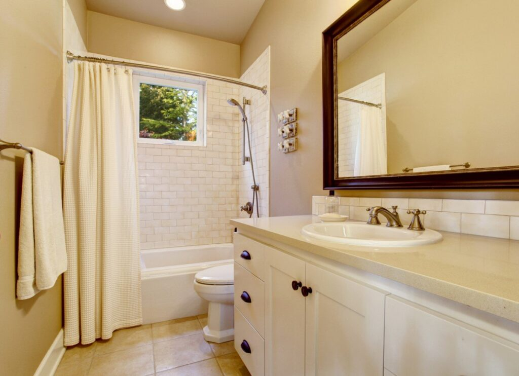 Benefits of a 3 in 1 Bathroom Unit