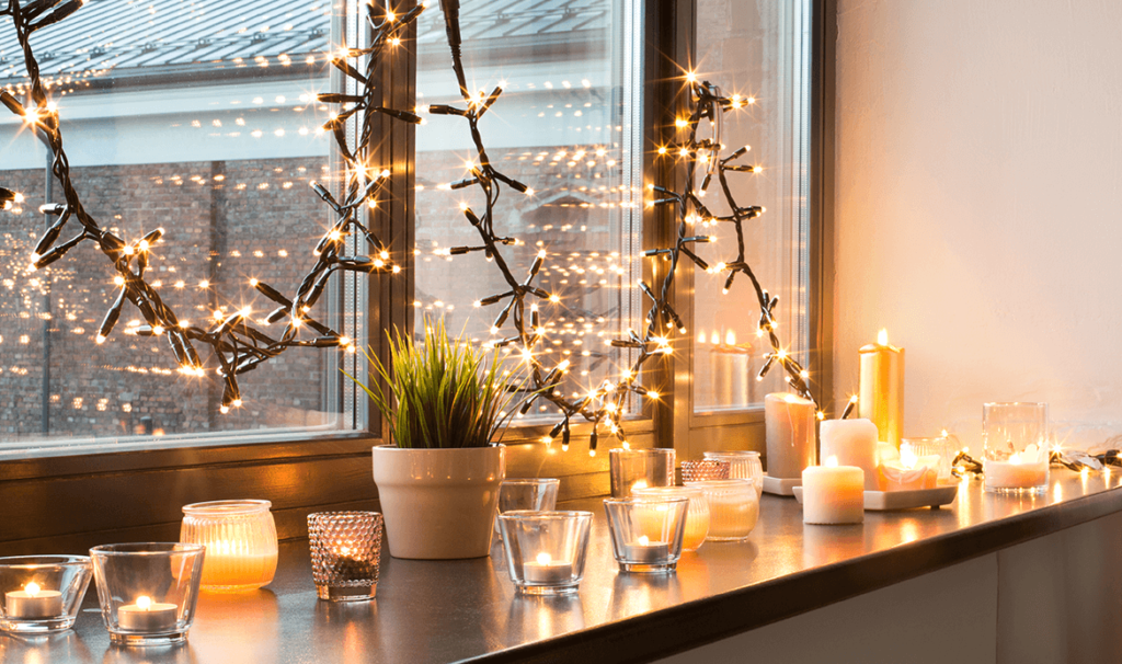 Bring the Christmas Spirit into Your Home with Light Decoration