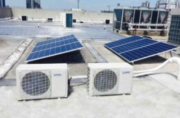 Energy Effective Air Conditioning is Solar