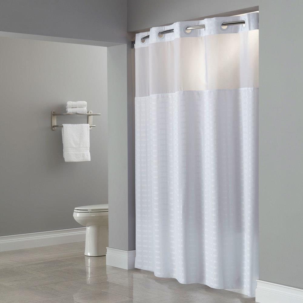 Extra Long Shower Curtains