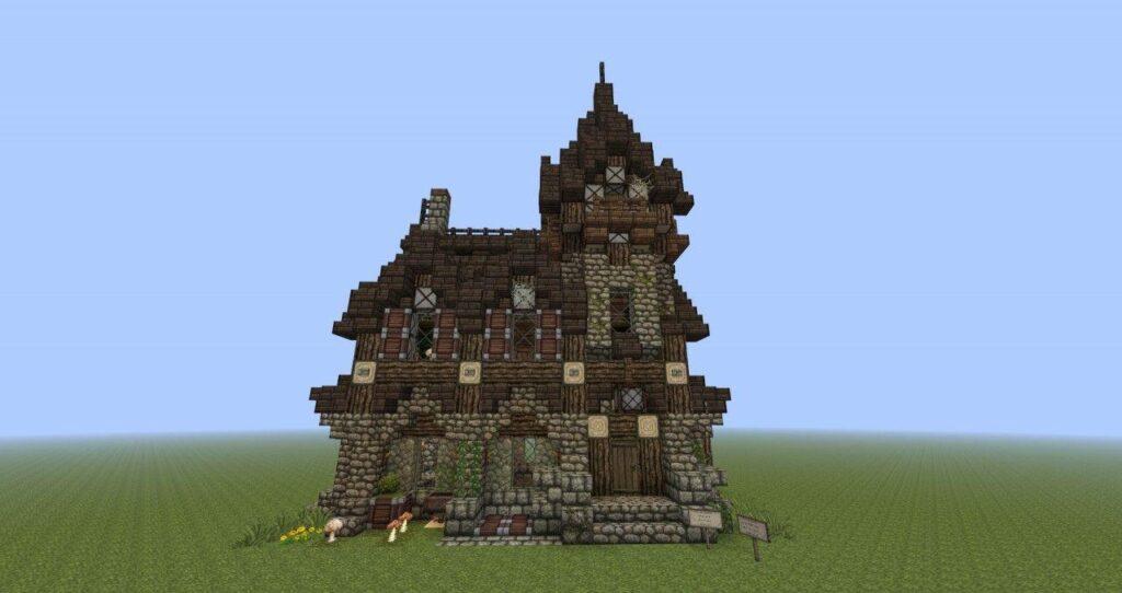 Medieval House Designs