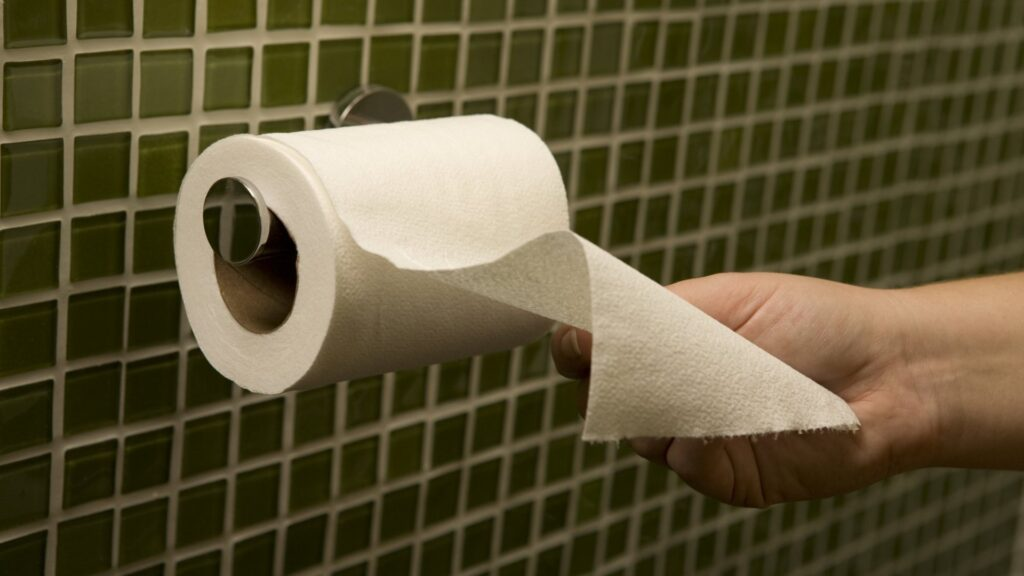 Reasons To Toss Toilet Paper